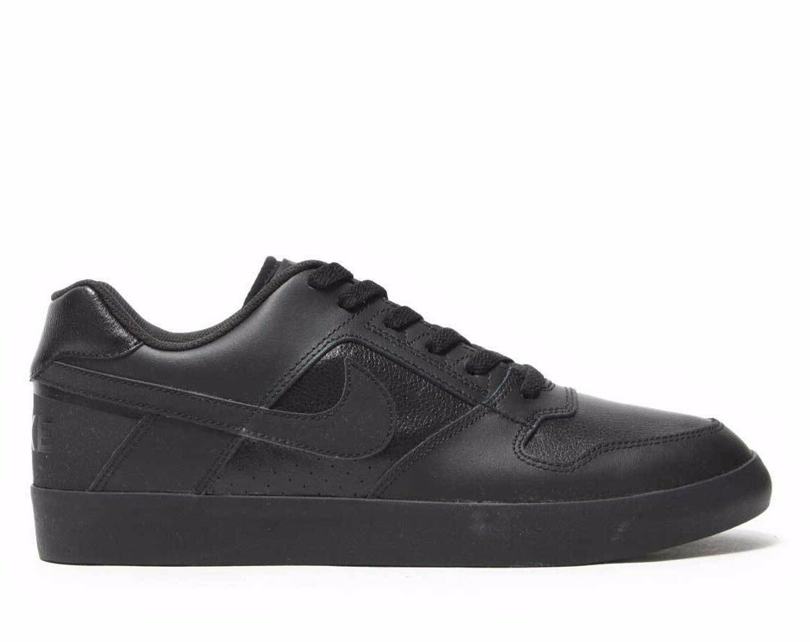 Nike SB Delta Force Force Force 942237-002 Black Classic Casual shoes Men bc9e85