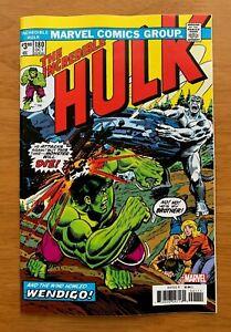 INCREDIBLE-HULK-180-2020-Facsimile-Edition-Trimpe-Main-cover-A-Marvel-NM