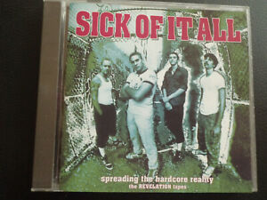Sick-of-It-All-spreading-the-Hardcore-reality-CD-1994-rock-punk
