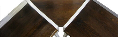 Corner Seat Pine Bench Solid *New