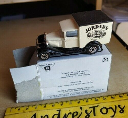 MATCHBOX ~ MB 38 Model A Ford 'Jordans ~ Mint with Box