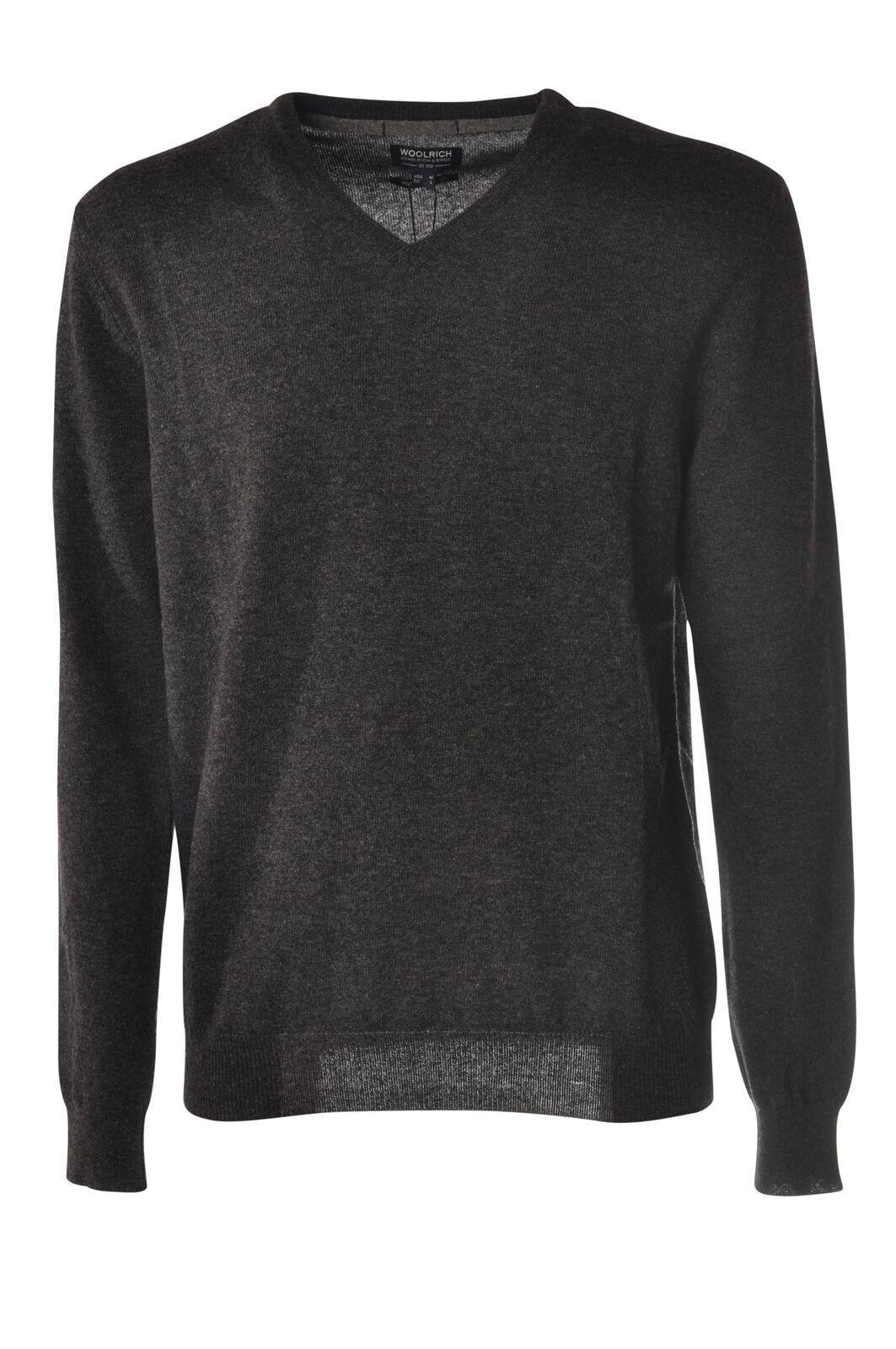 Woolrich - Maglieria-Pullover -  Herren - Grigio - 5759919L182027