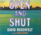 Open and Shut by David Rosenfelt (CD-Audio, 2008)