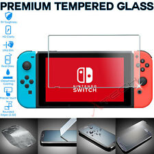 Nintendo Switch Genuine 100% TEMPERED GLASS Screen Protector Cover uk ilo
