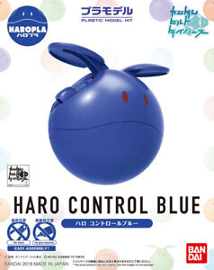 Gundam-Haropla-005-Haro-Control-Blue-Model-Kit-USA-Seller-In-Stock