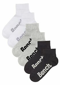 3aa2207cd25 ... 6er-Pack-Bench-Chaussettes-Plusieurs-Couleurs