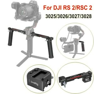 SmallRig-Dual-Sling-Handgrip-NATO-Clamp-Accessory-Monitor-Mount-for-DJI-RS2-RSC2