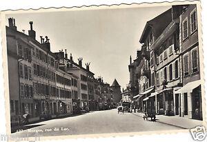 Suisse-MORGES-Rue-du-lac-G8952