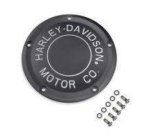 Harley-Davidson Motor Co. Derby Cover - Black - 25701020