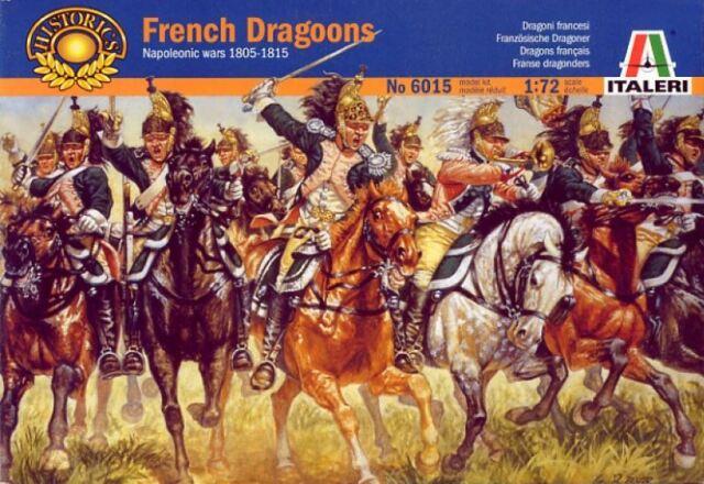 italeri 6015s 1 72 napoleonic wars french dragoons ita6015s ebay