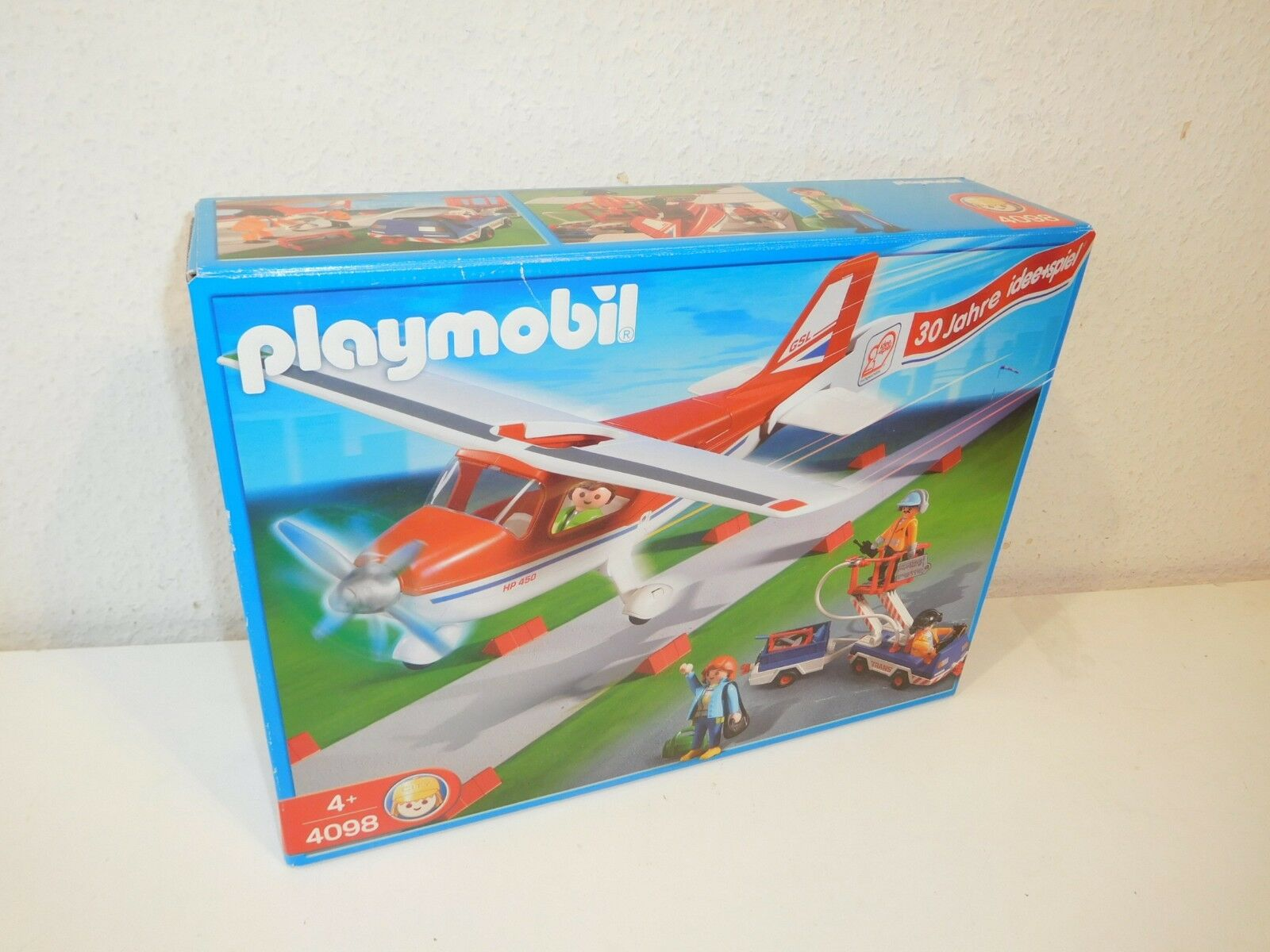 Playmobil 4098 new neu MISB idee + spiel special