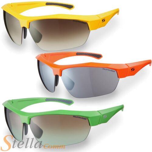 Sunwise shipley interchangeable lentille lunettes de soleil sport cyclisme course