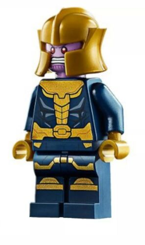 LEGO Superheroes™ Thanos Minfiig Minifigure Only Found In One Set *RARE*