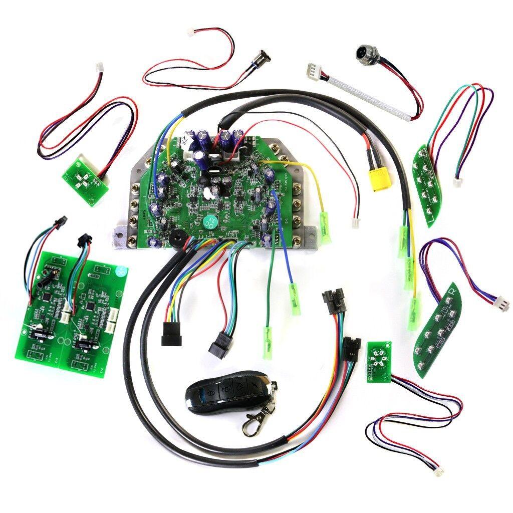 Placa de circuito remoto controlador placa base  para el equilibrio de placa Scooter Scooter  precio razonable