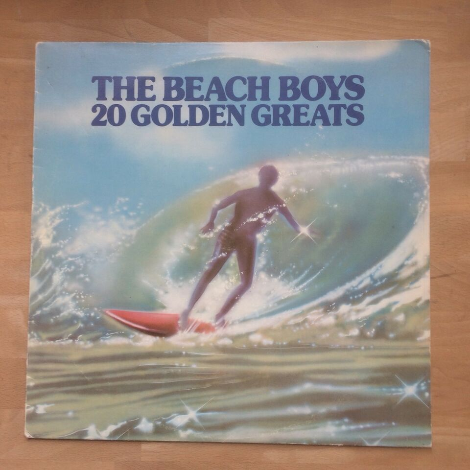 LP, The Beach Boys, 20 Golden Greatest