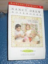 Ice Cream Scoop by Carolyn Keene NANCY DREW FREE SHIPPING 0671879502