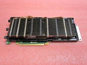 Lot of 10 Nvidia Tesla M2090 6GB PCIex16 Dell TRNRK 900-21030-0140-101 GPU