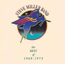 Steve Miller Band Best Of 1968-1973 CD NEW SEALED The Joker/Gangster Of Love+