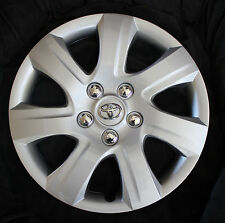 "Set of Four 4 16"" Toyota Camry Hubcaps 2010 2011 2012 Hubcap Wheel Cover 44516S"