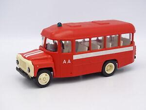 Ussr Sb 1/43 - Camion Kavz 3270 Bus Pompiers Russie