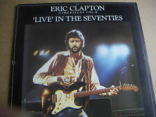 ERIC CLAPTON - TIMEPIECES VOL II - LIVE IN THE SEVENTIES