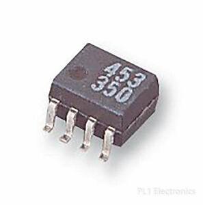 AVAGO-TECHNOLOGIES-6N139-300E-Optokoppler-SMD-Darlington-O-P