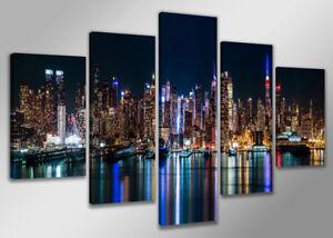 Images-sur-toileV-200x100-cm-New-York-Nr-6309-abstrait-pret-a-accrocher