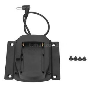 Battery-Adapter-Plate-for-Lilliput-Monitors-and-for-Sony-F970-Battery
