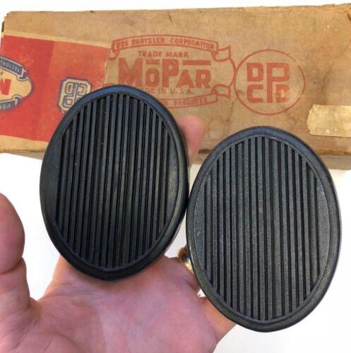 1941 1937 1942 Dodge Clutch and Brake Pedal Set 1936 1935 1940 1938 1939