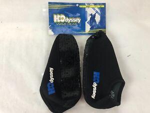 H2odyssey-2mm-Small-Neoprene-Fin-sock-BK8-for-bodyboarding-or-bodysurfing