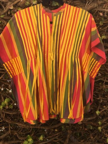 Josefa 70's Vintage Mexican Designer  Pull-over To