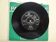 "WRANGLERS: Liza Jane-It Just Won't Work-U.K. 7"" 1964 Parlophone Co. Ltd. R 5163"