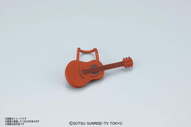"Bandai Hobby HGPG Petit/'gguy Surfgreen /& Guitar /""Gundam Build Fighters/"" Building"