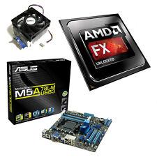 AMD FX 4300 Quad Core 4.00GHz ASUS M5A78LM-USB3 Motherboard Bundle