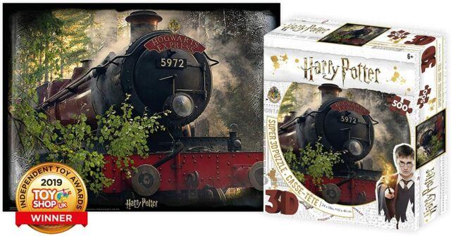 Neuf Harry Potter Hogwarts Express 3D Puzzle 500 Pièce - 19183