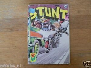 STUNT-COMIC-DUTCH-NO-26-DE-LAATSTE-RONDE-HARLEY-DAVIDS