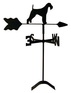 poodle roof mount weathervane black wrought iron made in usa