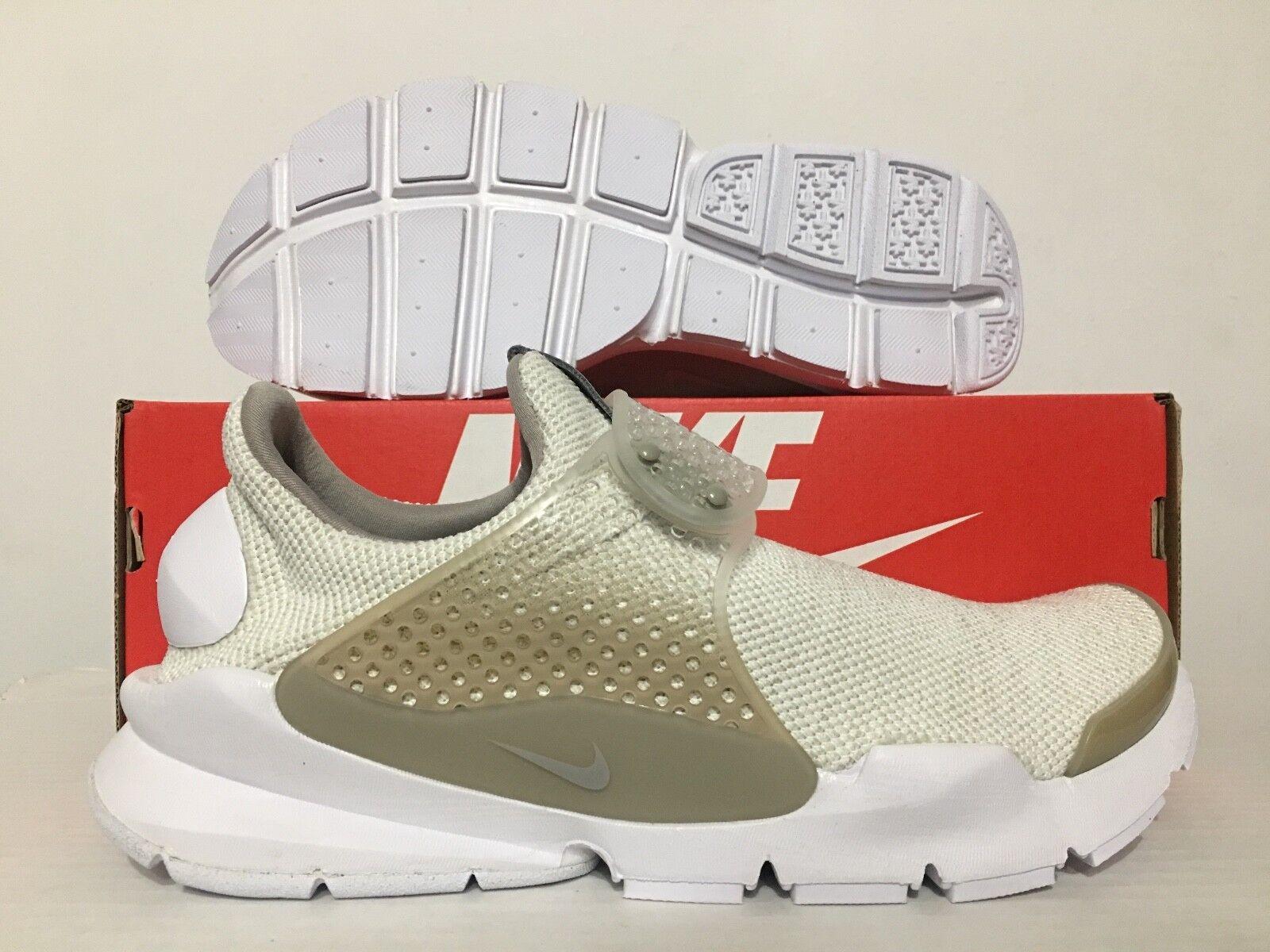 Nike sock dardo se sz vela acciottolato bianco cachi sz se - 911404-100] 15ac87