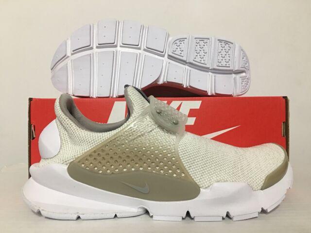 4727921525b Mens Nike Sock Dart SE Trainers  cobblestone  Shoes 911404 100 Size ...