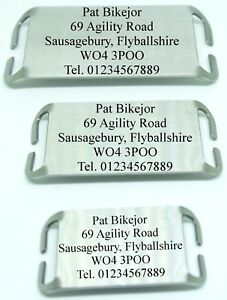 Slide-on-Dog-Tag-ID-for-working-dogs-agility-flyball-canicross-free-engraving