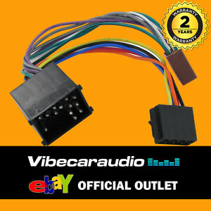 Superb Land Rover Defender Car Radio Wiring Harness Iso Adaptor Lead Wiring Digital Resources Sapebecompassionincorg