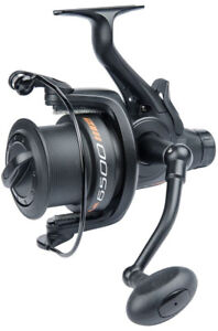 Leeda-Rogue-6500FS-7500FS-Big-Pit-Free-Spin-Carp-Reels-Single-Pair-Set-of-3