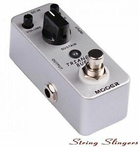Mooer-Micro-Compact-Triangle-Buff-Fuzz-Drive-Effects-Pedal-MFZ2