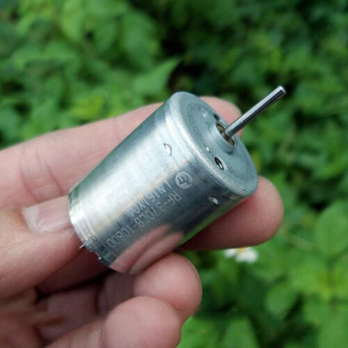 MABUCHI RF-370CB-10800 DC 12V~24V 5000RPM Precious Metal Brush Mute RF-370 Motor