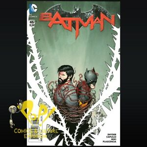 BATMAN #46 NOV 2015 SCOTT SYNDER DC COMIC BOOK MR BLOOM NEW 1