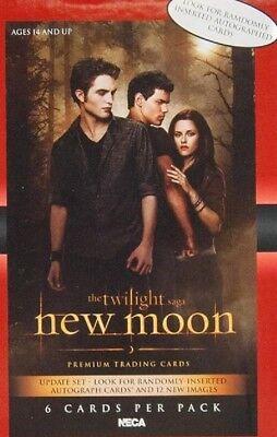 FACTORY SEALED PACKS TWILIGHT SAGA New Moon Update x5