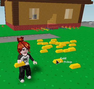 Roblox Islands 1 000 Gold Bars Ebay
