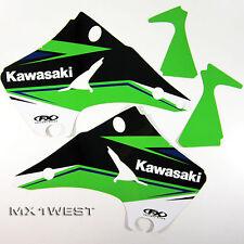 Factory Effex EVO 14 Graphics Kawasaki KX125 KX250 KX 125 250 03 04 05 06 07 08