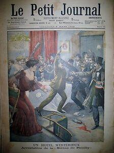 ARRESTATION-SIRENE-DE-REUILLY-ALGERIE-CARAVANES-DU-GOURARA-LE-PETIT-JOURNAL-1903