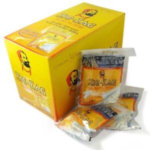Zig-Zag-Filtro-Consejos-Slimline-Caja-de-10-Bolsas